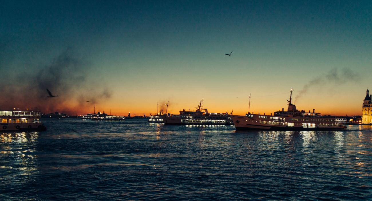 Molo di Kadıköy -Istanbul-