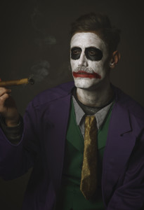 Portrait Photography the Jocker