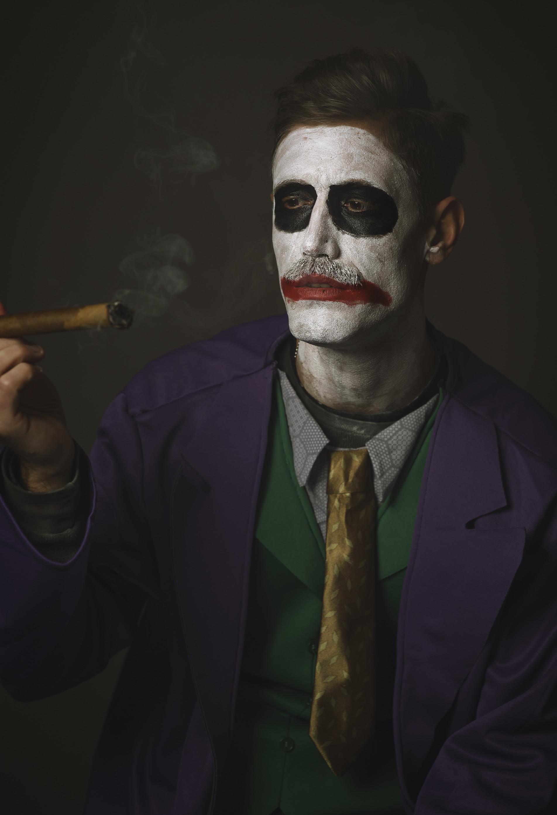 Portrait Photography the Jocker