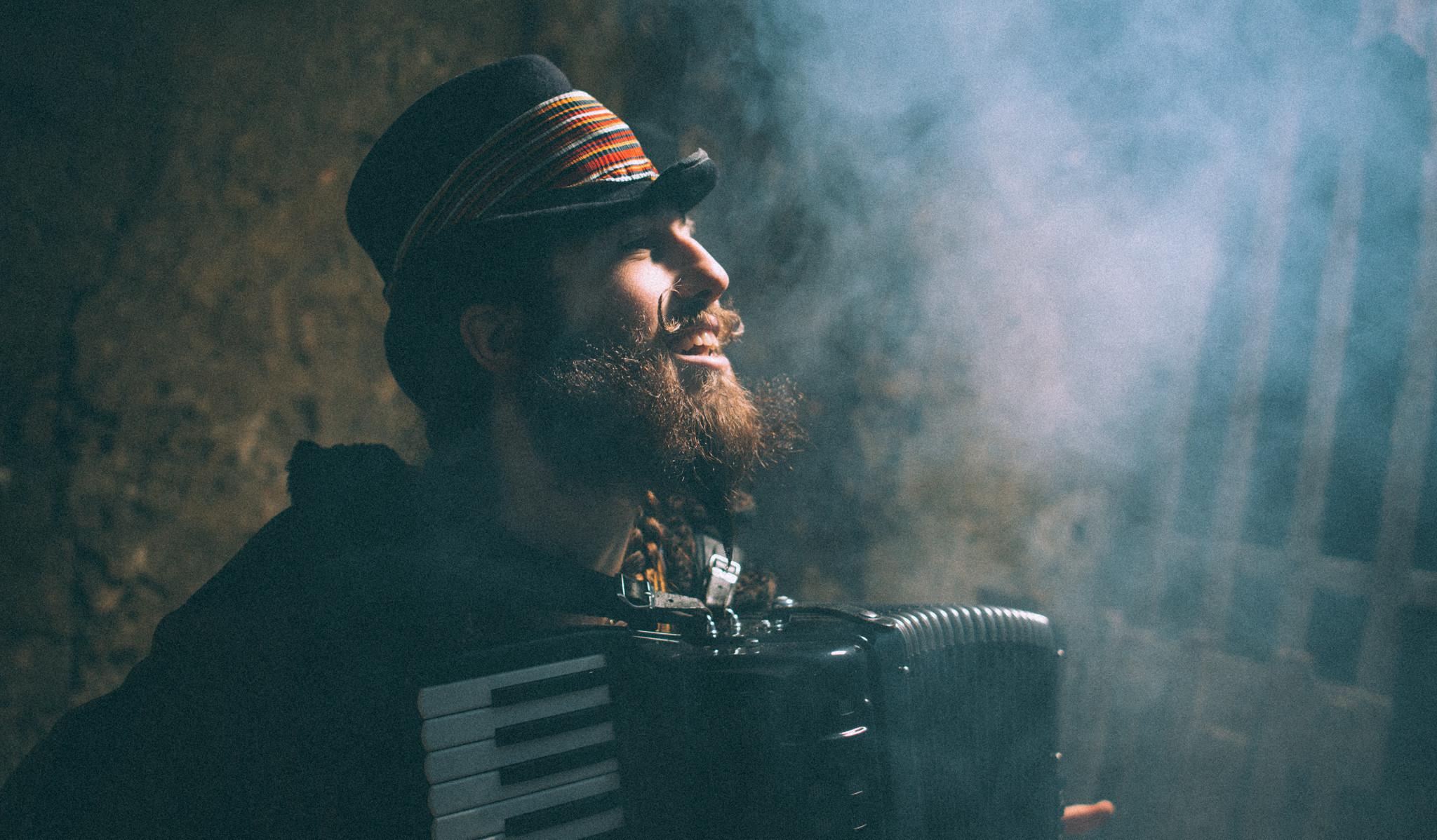 Music Portrait By Luca Zizioli