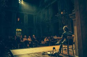 Simone Mor, Flamenco Teatro Grande Brescia