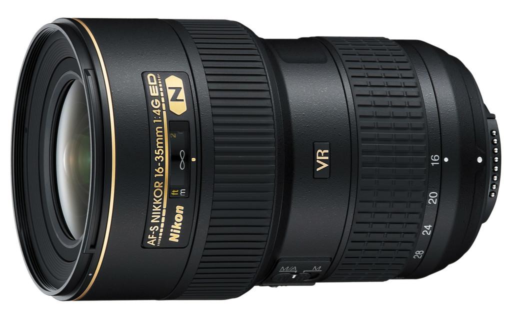 Ultragrandangolare Nikon 16-35 f4 Vr - Luca Zizioli Freelance Photographer - In my Bag