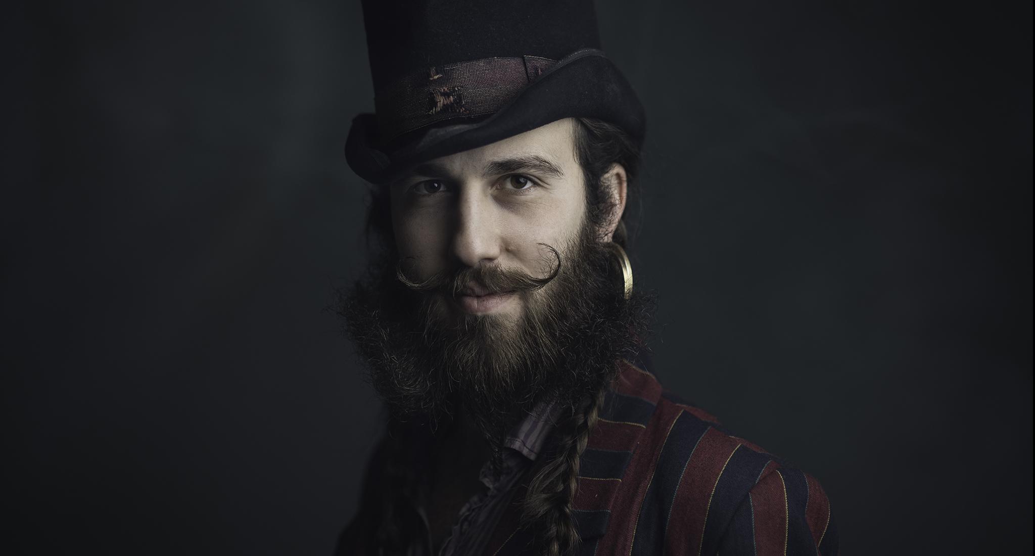 Jack Paps Portrait