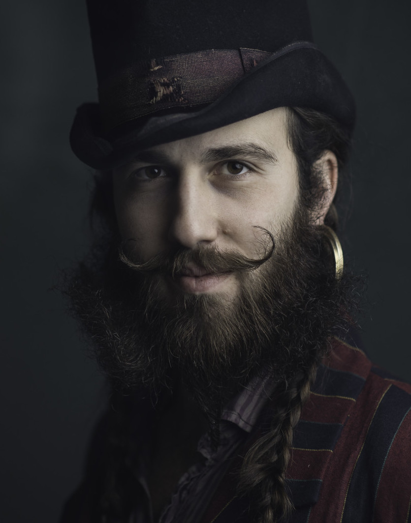 Portrait Photography Luca Zizioli