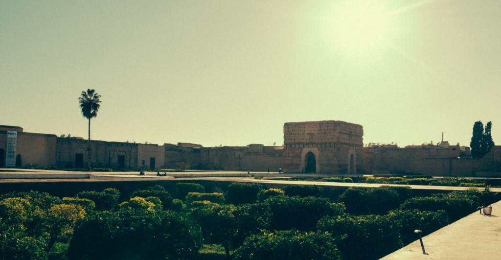 Luca Zizioli freelance photographer - Marrakech - El Badi Palace