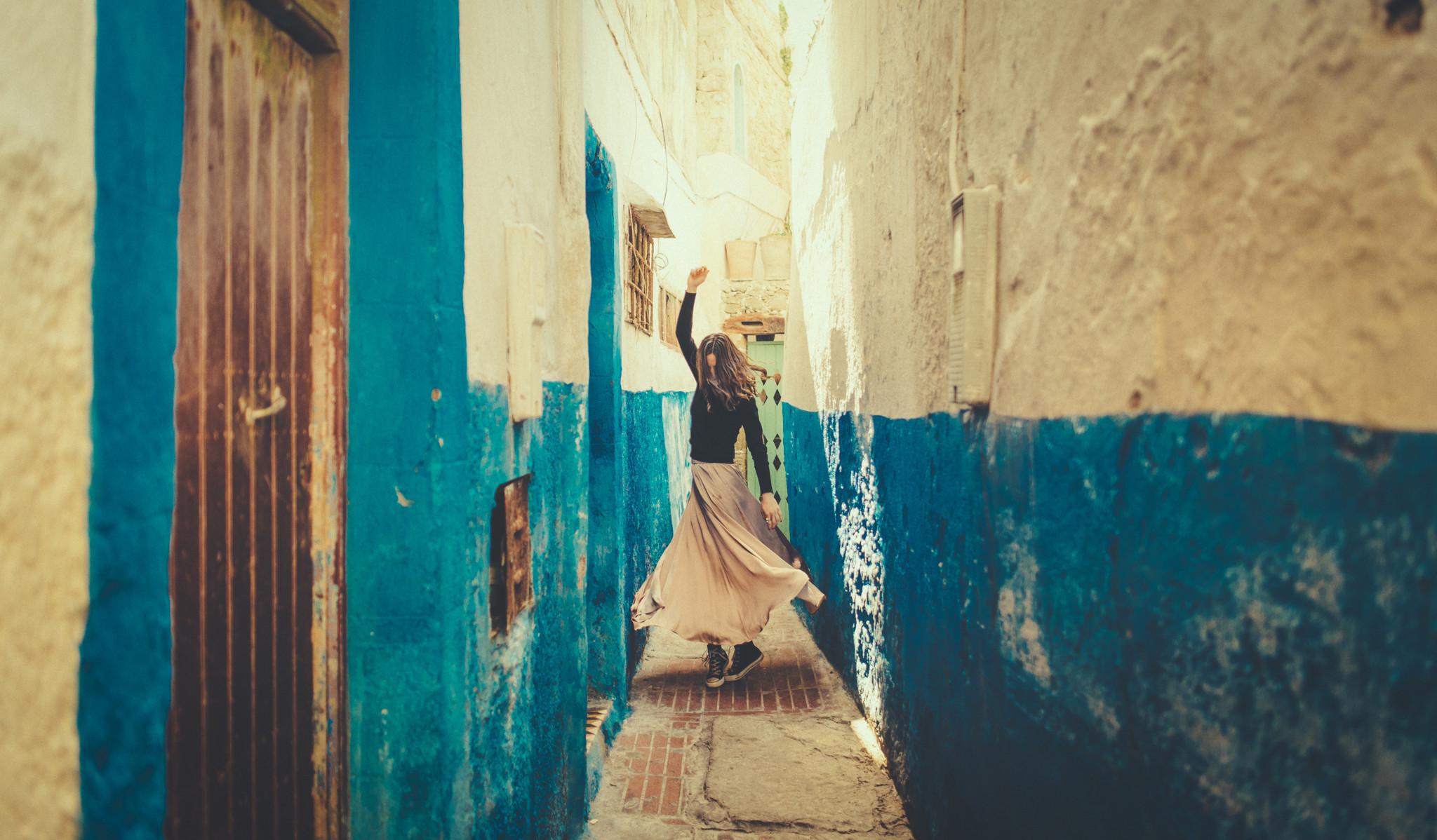 Luca Zizioli Fotografo Freelance - Reportage ad Essaouira, Marocco