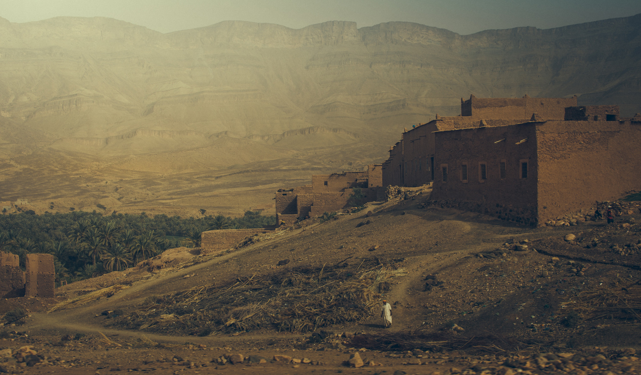 Zagora Desert by Luca Zizioli Freelance Photographer