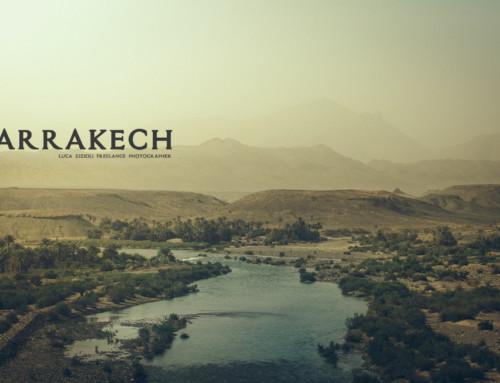 Marrakech Short Video