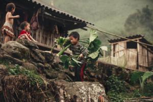 Sapa Village - Vietnam -Portrait by Luca Zizioli